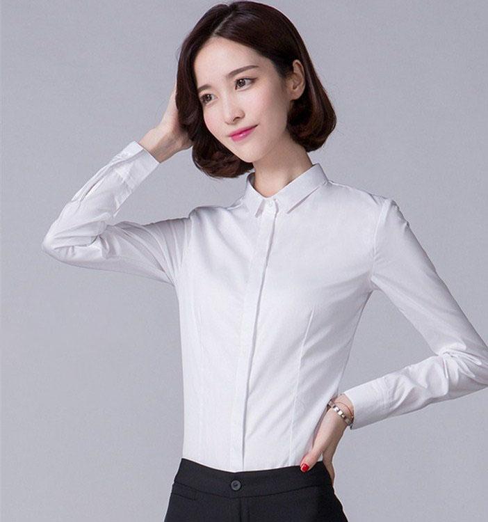 河南郑州职业装定制衬衣
