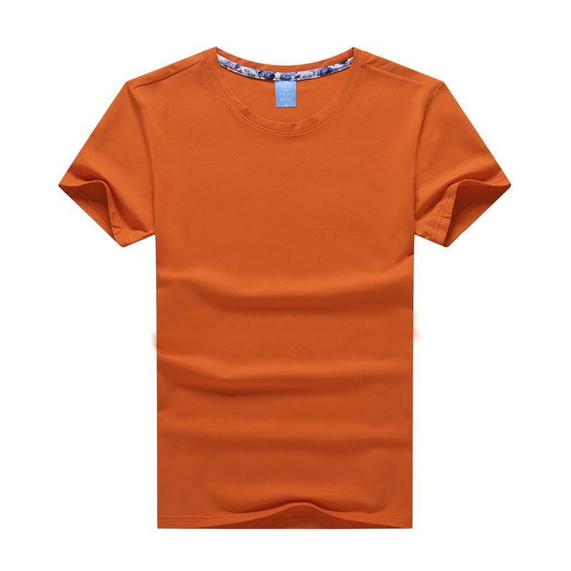 奥戴尔青花瓷圆领t恤